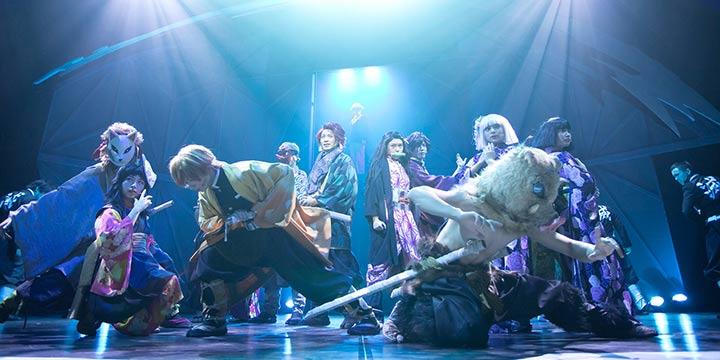 《鬼灭之刃》演出舞台剧,当全员现实化,你觉得哪个最还原?