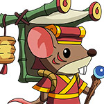 造梦西游4手机版灵巽鼠