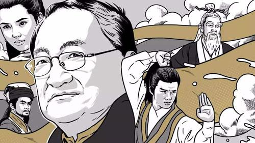 侠义金庸,武侠江湖
