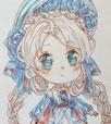 小花仙可爱手绘