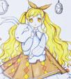 小花仙绘画爱丽丝