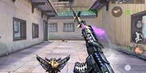CF手游紫魇时至-骑兵出击,稀有武器皮肤尽在百宝箱3.0