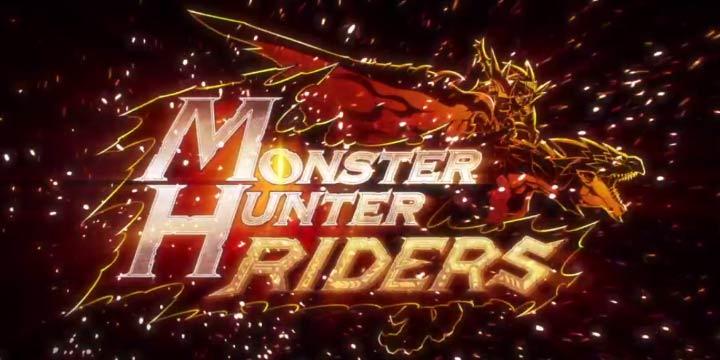 卡普空新作《怪物�C人:Riders》曝光!今冬登�iOS/安卓
