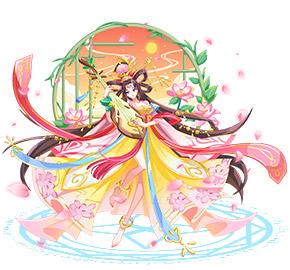 奥奇传说天启绝色杨玉环