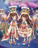 小花仙马戏团庆典套装