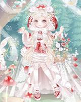 奥比岛小红帽童话婚礼图鉴