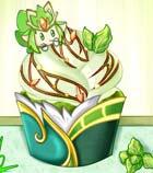 奥奇传说小蛮王纸杯蛋糕