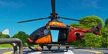堡垒之夜V12.20 更新公告 新载具直升机登场