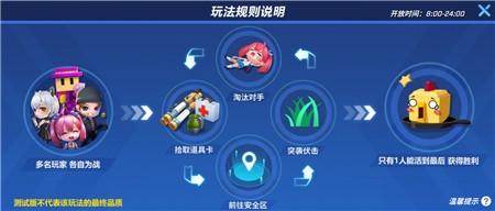 逃跑吧少年大乱斗地图介绍