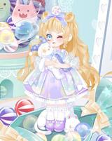 奥比岛糖果少女装图鉴