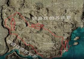 和平精英沙漠地图2.0极速飞车跑道在哪? 和平精英沙漠地图2.0极速飞车跑道怎么去?