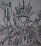 奥奇手绘―神职王者诺亚