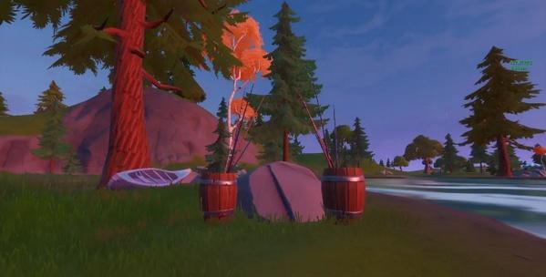 堡垒之夜斯凯的冒险任务 第二章第2赛季斯凯的冒险任务任务挑战汇总