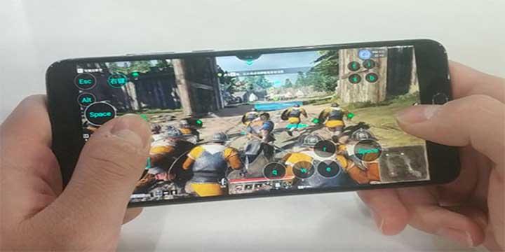 云玩游戏新势力 达龙云:手机亦是你的游戏机