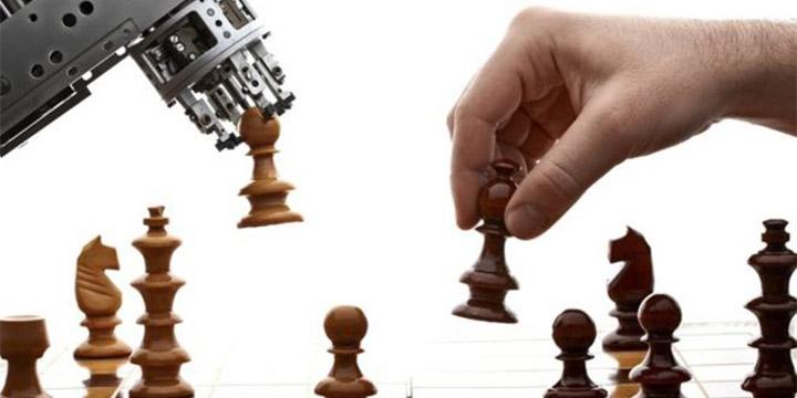 【就哔哔】当游戏AI与真人无异时,你会如何抉择?