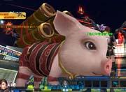生死狙击巨型小猪