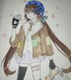 小花仙手绘之服装设计图