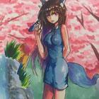 造梦西游5造梦西游5绘画心月狐