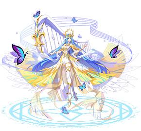 奥奇传说暮音奏秩序神女