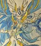 奥奇手绘―传说帝释天
