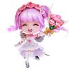 逃跑吧少年蔷薇花嫁套装 蔷薇花嫁套装展示