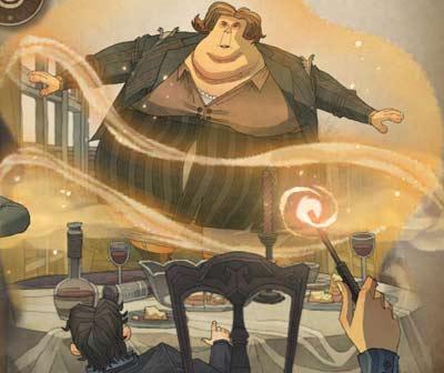 哈利波特魔法觉醒膨胀咒卡牌介绍 膨胀咒卡牌详解
