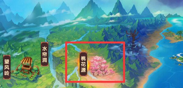 造梦无双桃花源地图怎么过 桃花源地图攻略