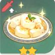 原神美味的杏仁豆腐