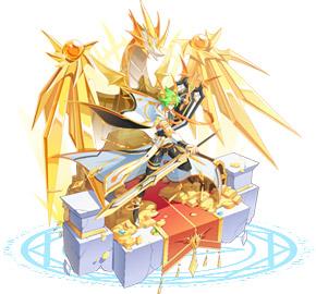 奥奇传说黄金龙皇阿瑞斯