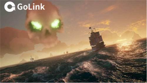 盗贼之海骷髅岛怎么打?Golink免费加速器