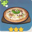 原神烤蘑菇披萨