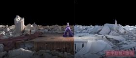 叠纸动画:《闪耀暖暖》概念CG《星海之梦》制作解析