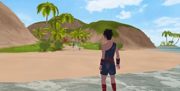 初入贝雅大陆的探险家们,跟夏夏一起去冒险吧~