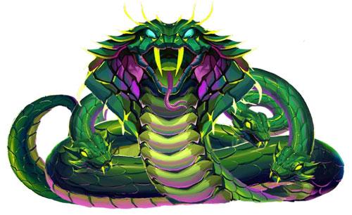 造梦西游5巨灵蛇
