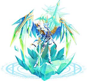 奥奇传说天启帝剑龙神