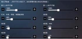 和平精英VIVO Y67通用灵敏度怎么设置成最佳 和平精英VIVO Y67最新灵敏度是什么