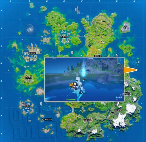 堡垒之夜手游隐藏任务是什么 堡垒之夜珊瑚伴侣攻略