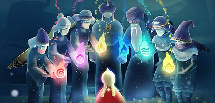 魔法季先祖来啦!《光•遇》魔法工坊资料公开
