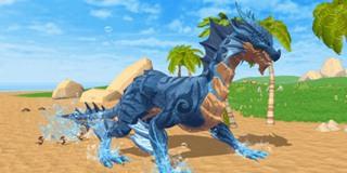 创造与魔法海鳄龙