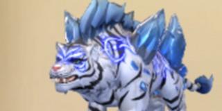 创造与魔法融合宠物:白虎