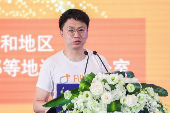 北京趣加科技有限公司(FunPlus)副总裁濮冠楠