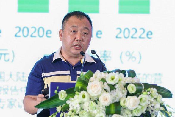 中手游科技集团有限公司合伙人兼集团副总裁袁宇