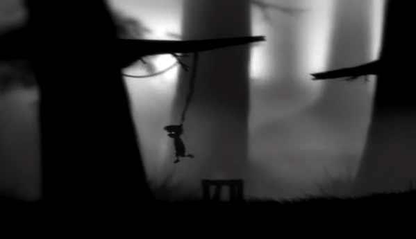 地狱边境第四关爬上树枝