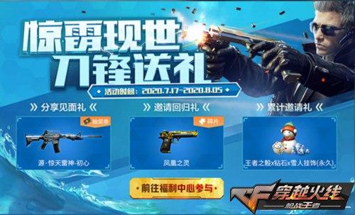 cf手游版八月枪神活动图片