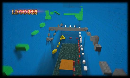火线精英 全新酷跑地图-LEGO乐园