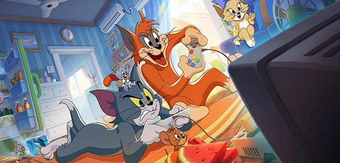 """全新角色""""剑客莉莉""""免费获取活动 猫和老鼠8月13日更新公告"""