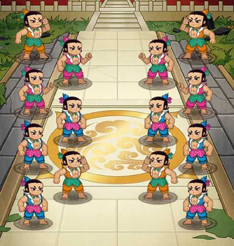 葫芦兄弟:七子降妖