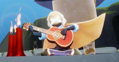 光遇吉他怎么获得 光遇吉他先祖兑换表