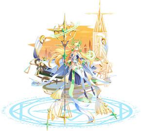 奥奇传说天启王者诺雅