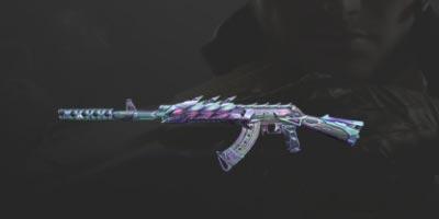 CF手游AK47-变色龙评测